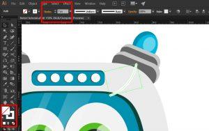 vector-robot-stroke-detail