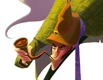 character design portfolios artist