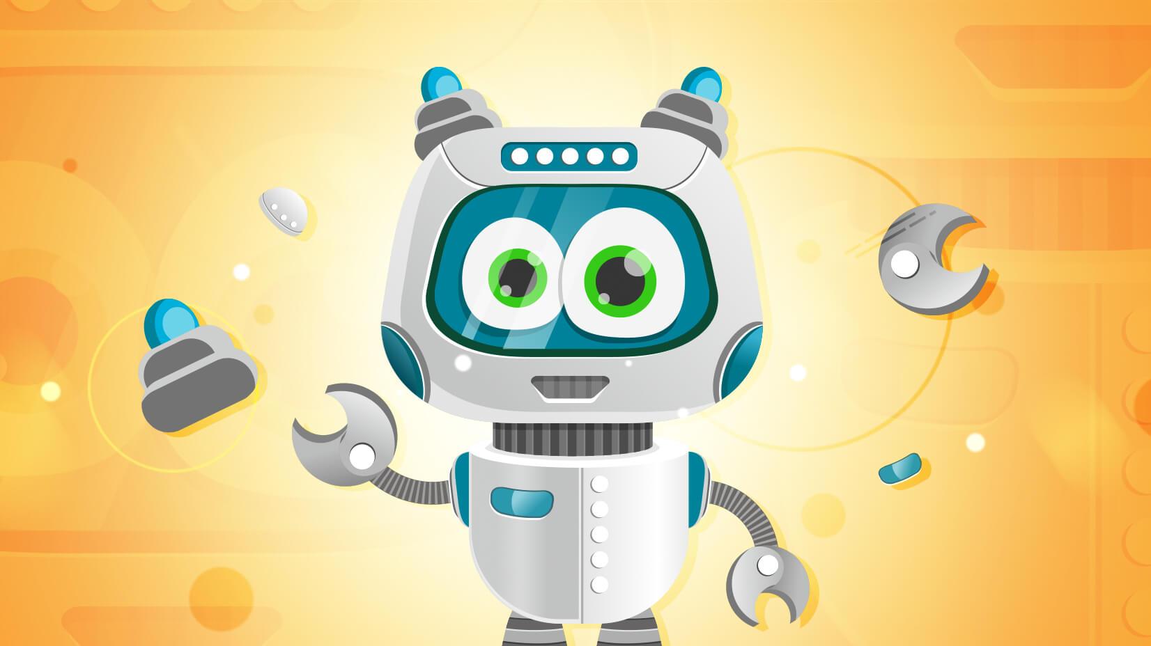 Home Design Studio Help Simple Vector Robot Character In Illustrator Tutorial