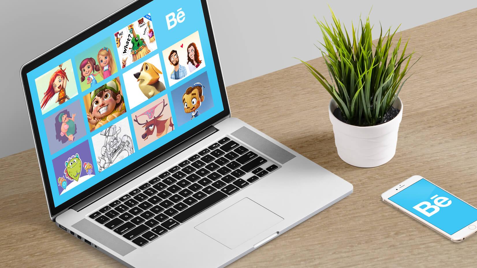 Character Design Portfolios On Behance 25 Awe Inspiring Examples
