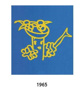 Chiquita Famous Mascot