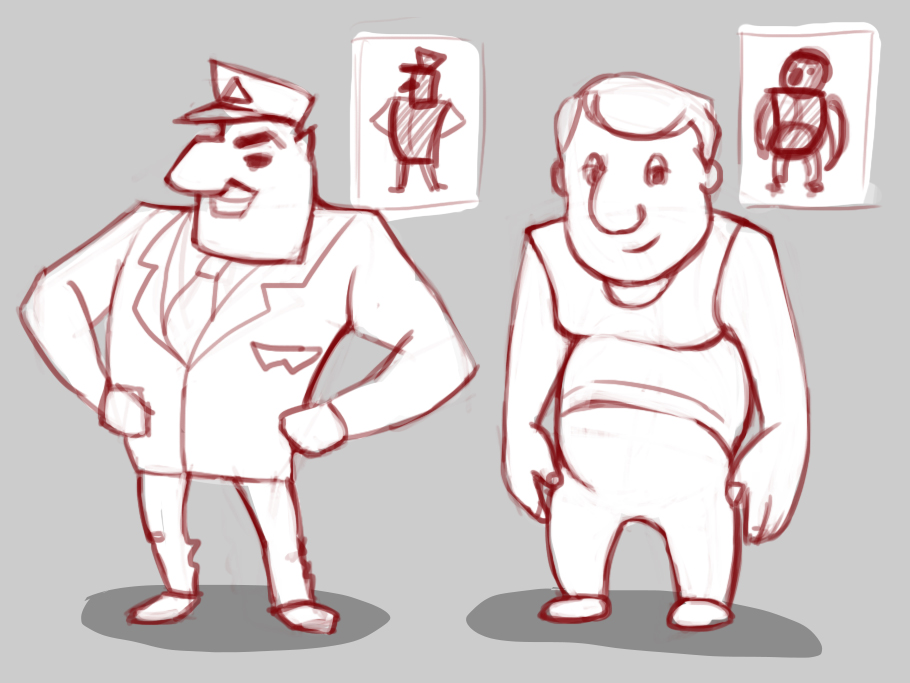 How to Convey Character's Personality Through Shape