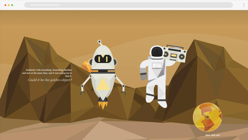 NASA Prospect web