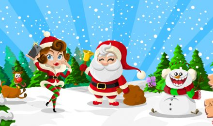 100+ Very Merry Free Christmas Vectors