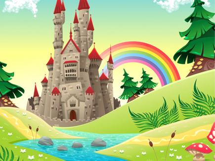 magical-castle-background