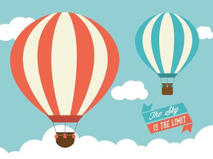 air-balloons-cartoon-background