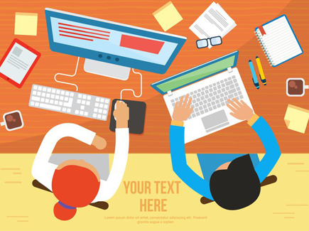 free-designers-from-above-vector
