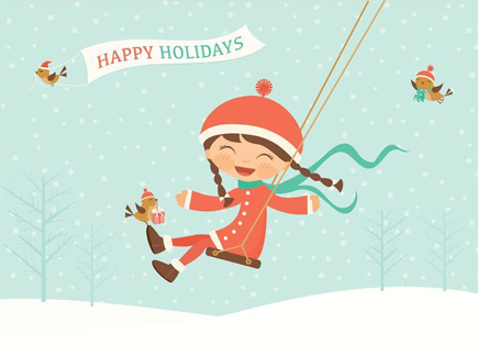 free-vector-happy-holidays-swinging-kid