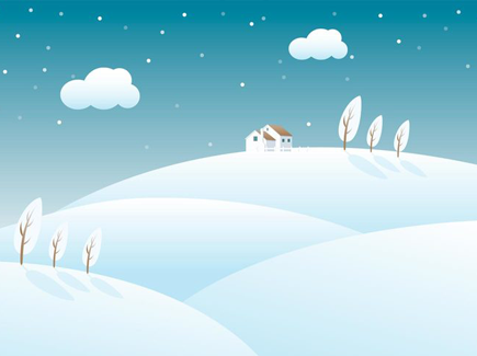 free-snow-covered-rolling-hills-vector