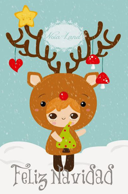 girl-in-a-reindeer-suit-christmas-card