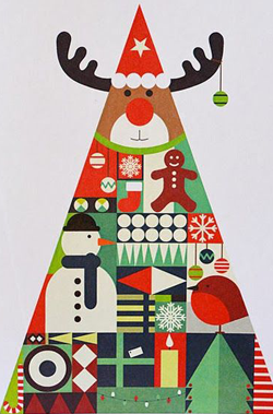 illustrated-christmas-tree-card