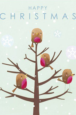 happy-christmas-bird-on-trees