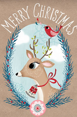 merry-christmas-deer