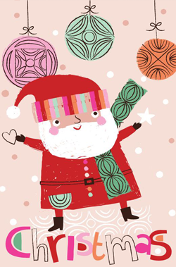 santa-claus-cute-christmas-card