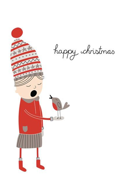 happy-christmas-girl-singing-card