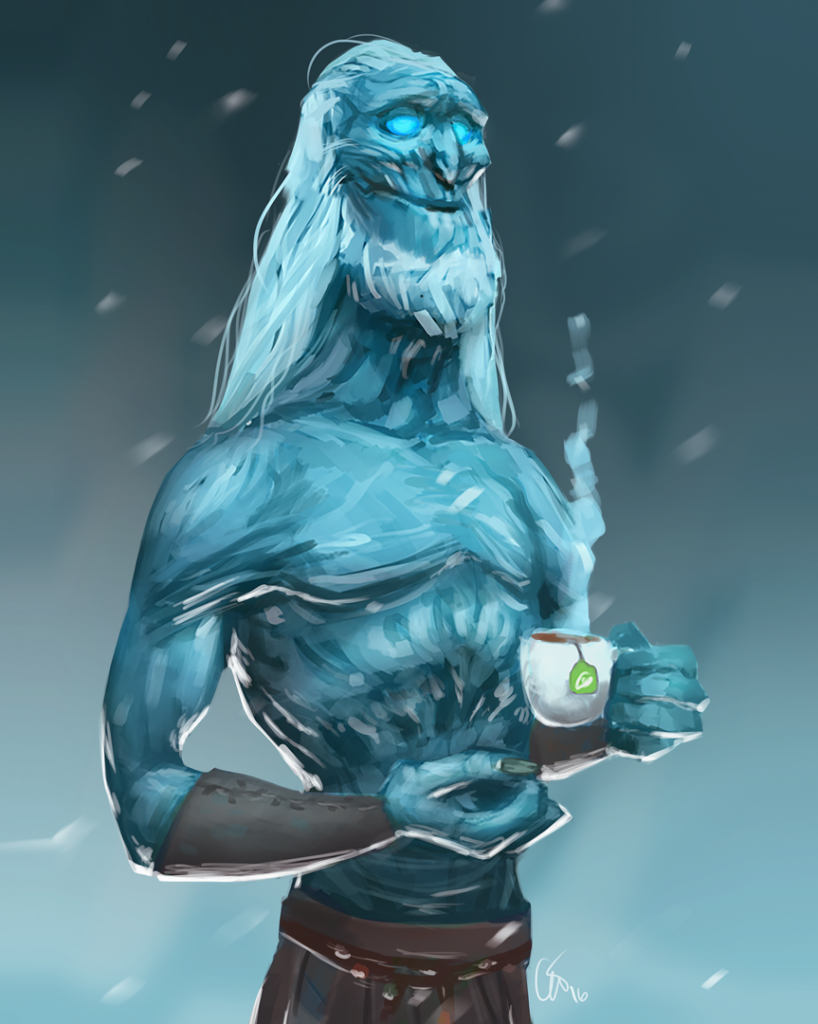 Winter is Coming character design styles