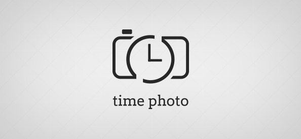 Time_photo_logo_template_small_preview