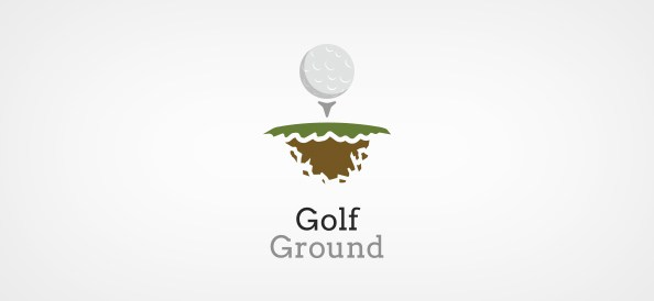 golf_ground-free-logo-design-templates