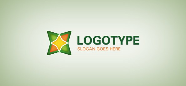 colorful-shape-free-logo-design-templates