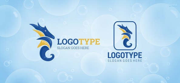 Seahorse_logo_template_small_preview1