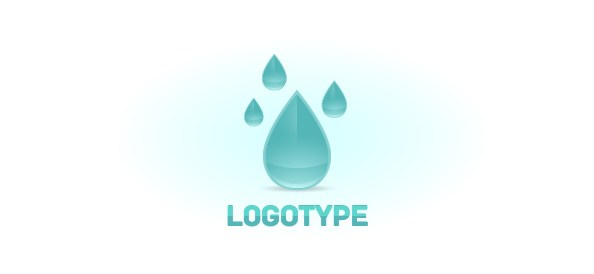 raindrop-free-logo-design-templates