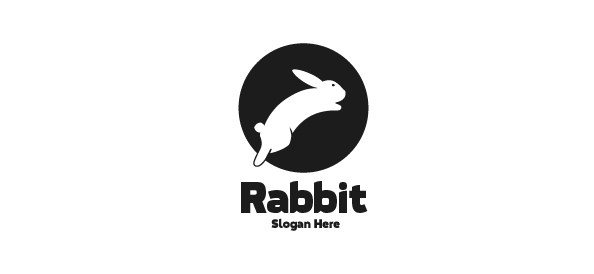 rabbit_free-logo-design-templates