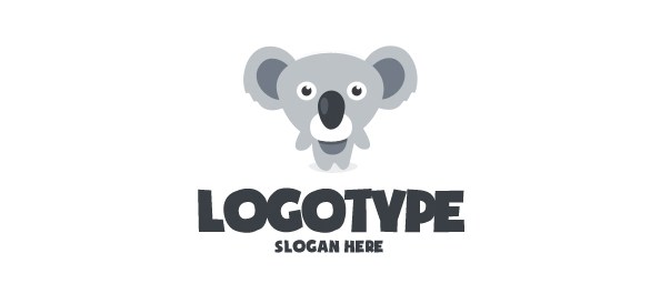 Koala_logo_design_template