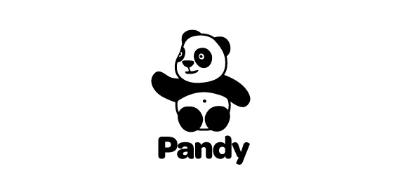 Panda_logo_design_template