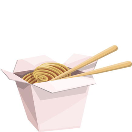 noodles-box-vector-image-free