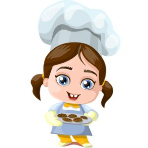 little-chef-girl-with-cookies