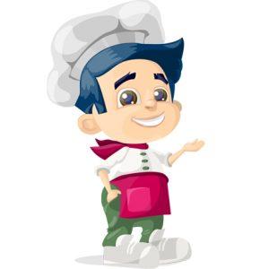 chef-kid-free-illustration
