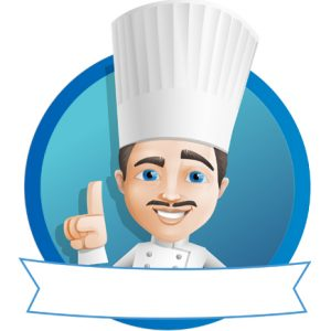 chef-with-mustache-raising-finger-up