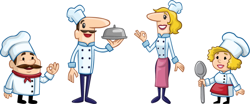 cute-vector-chef-characters