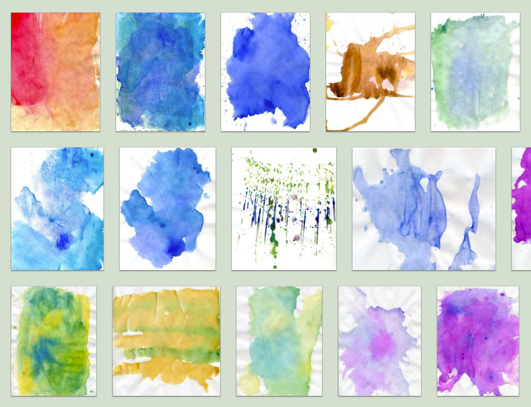 free watercolor backgrounds by SadMonkeyDesign