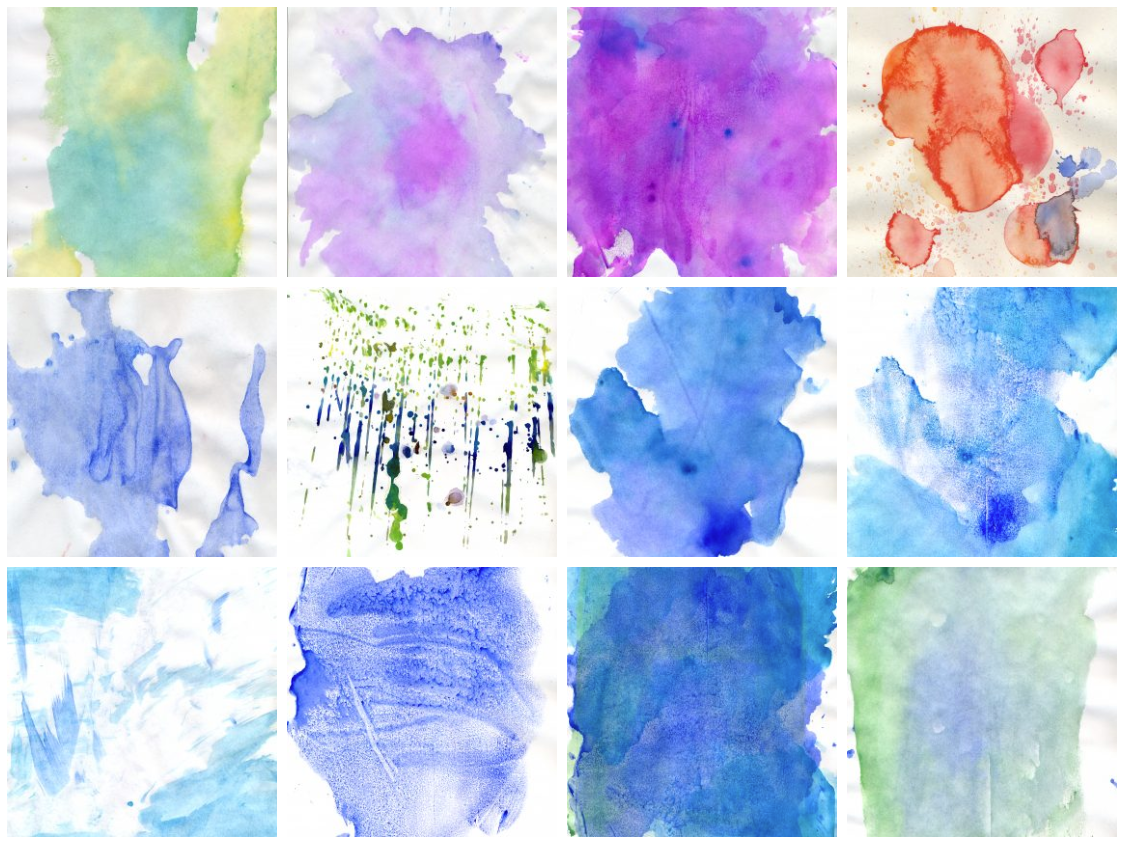 free watercolor textures by Daniel Davidson