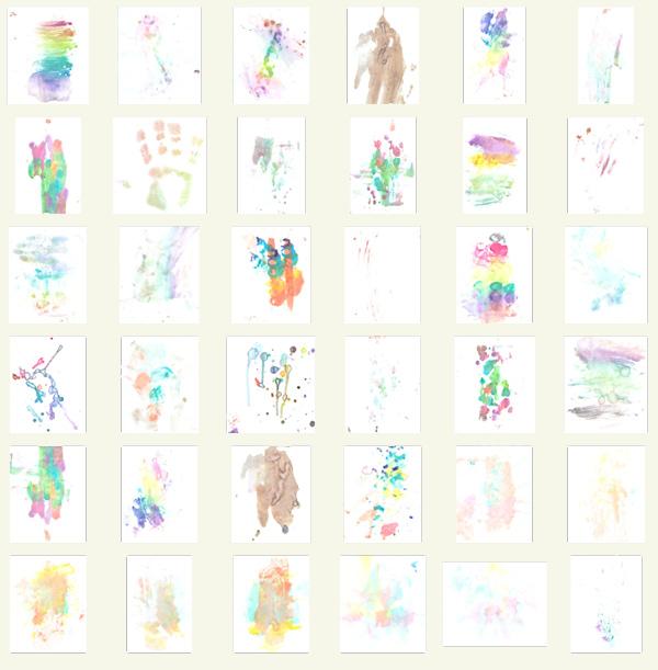 36 free watercolors by mediamilitia