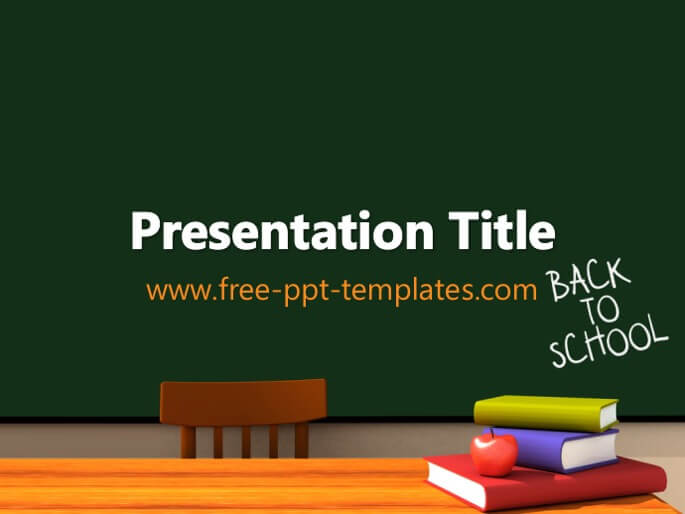 ppt templates for school