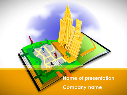 City Structure PowerPoint Template