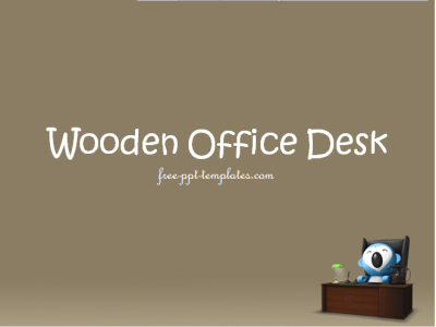 wooden-office-desk-ppt-template