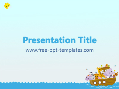 noahs-ark-ppt-template