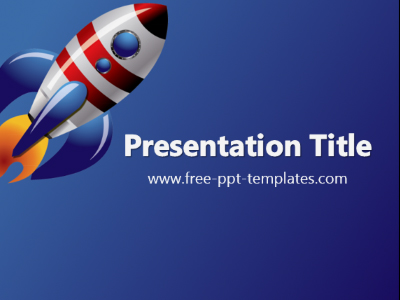 rocket-powerpoint-template