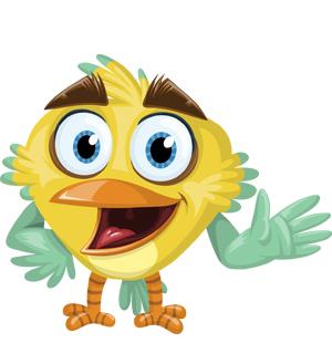 colorful-bird-vector