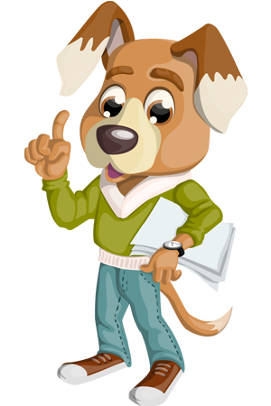 casual-dressed-dog-vector-character