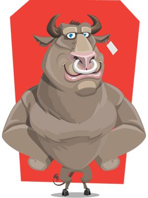 bull-vector-character-freebie