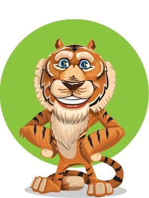 tiger-vector-character-freebie