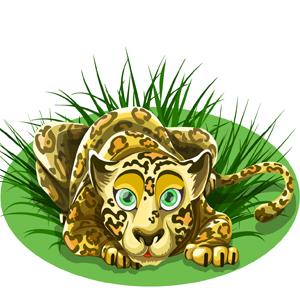 vector-leopard