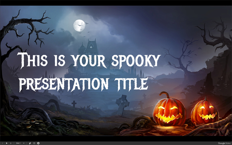 50 free cartoon powerpoint templates with characters illustrations halloween cartoon powerpoint templates free download 2017 toneelgroepblik Images