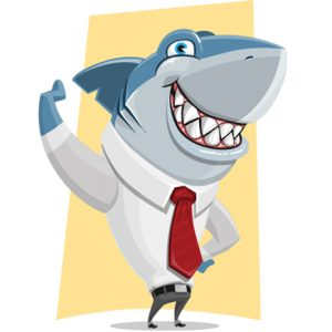 business-shark