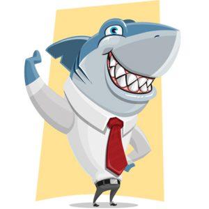 business-shark