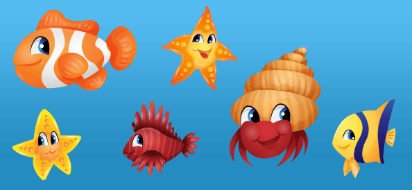 cute-vector-sea-characters_small_preview